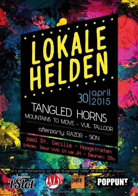 Cahier de Brouillon » Lokale Helden: Tangled Horns + Mountains To ...